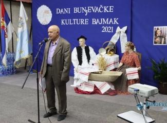 Održani Dani bunjevačke kulture i Festival bunjevački ila u Bajmaku